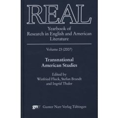 REAL - Yearbook of Research in English and American Literature, Volume 23 (2007)
