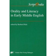 Orality and Literacy in Early Middle English