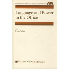 Language and Power in the Office