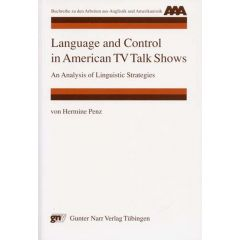 Language and Control in American TV Talk Shows