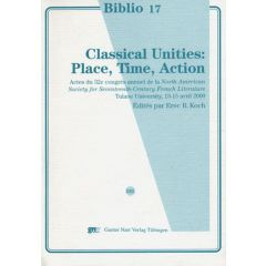 Classical Unities: Place, Time, Action