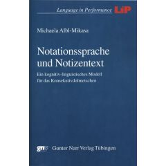Notationssprache und Notizentext