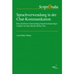 Sprachverwendung in der Chat-Kommunikation eBook (ePDF)