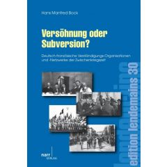 Versöhnung oder Subversion? eBook