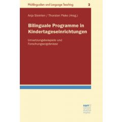 Bilinguale Programme in Kindertageseinrichtungen eBook (ePDF)