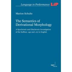 The Semantics of Derivational Morphology