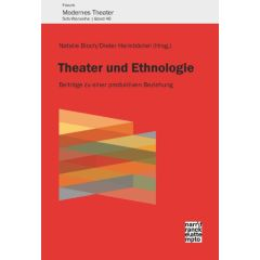 Theater und Ethnologie eBook