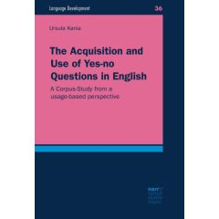 The Acquisition and Use of Yes-no Questions in English eBook (ePDF)