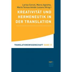 Kreativität und Hermeneutik in der Translation eBook (ePDF + ePub)