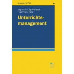 Unterrichtsmanagement eBook (ePDF + ePub)