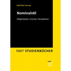 Nominalstil