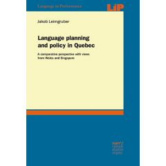 Language planning and policy in Quebec