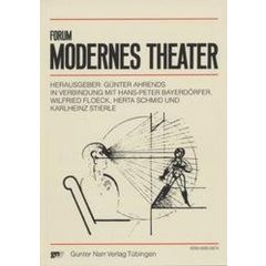 Forum Modernes Theater Band 10, Heft 1+2 (1995)