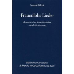 Frauenlobs Lieder
