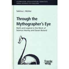 Through the Mythographer' s Eye
