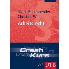 Crash-Kurs Arbeitsrecht eBook (ePDF)