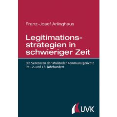 Legitimationsstrategien in schwieriger Zeit eBook
