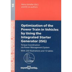 Optimization of the Power Train in Vehicles by Using the Integrated Starter Generator (ISG)