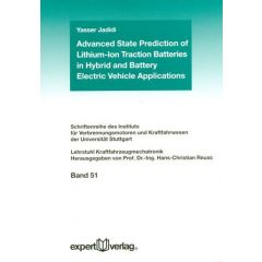 Advanced State Prediction of Lithium-Ion Traction Batteries in Hybrid and Battery Electric Vehicle Applications