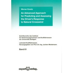 An Advanced Approach for Predicting and Assessing the Driver's Response to Natural Crosswind