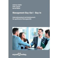 Management-Buy-Out / -Buy-In eBook (ePDF)