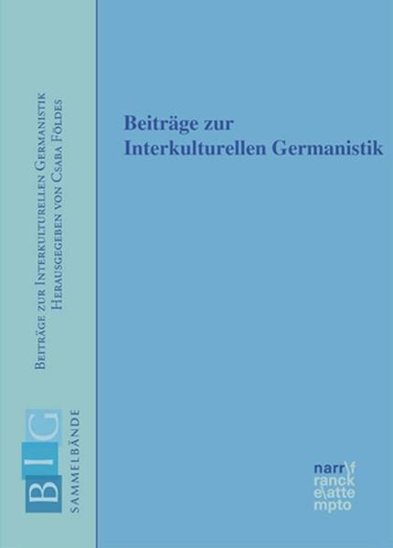 BIG - Beiträge zur interkulturellen Germanistik