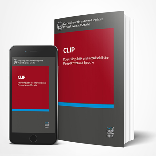 CLIP - Korpuslinguistik und Interdisziplinäre Perspektiven auf Sprache