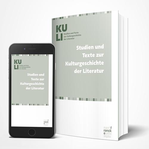 KULI - Studien und Texte zur Kulturgeschichte der deutschsprachigen Literatur