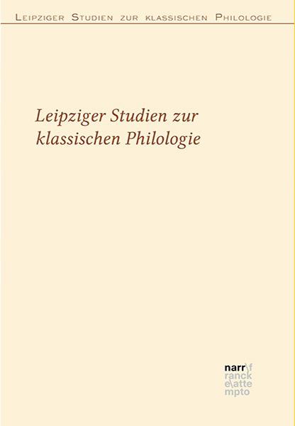 Leipziger Studien zur klassischen Philologie
