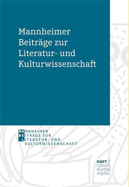 MABEL – Mannheimer Beiträge zur Literatur- und Kulturgeschichte