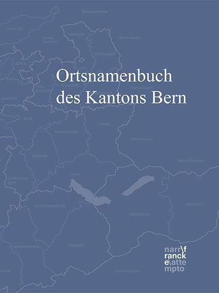 Ortsnamenbuch des Kantons Bern