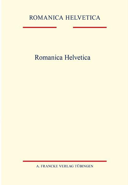 Romanica Helvetica
