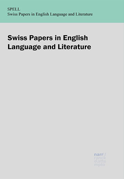 SPELL – Swiss Papers in English Language and Literature
