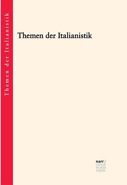 Themen der Italianistik
