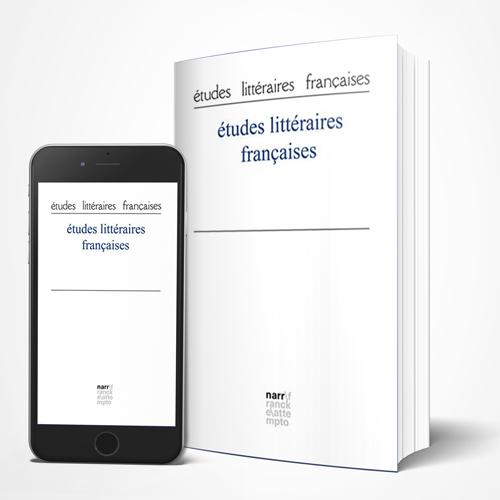 études littéraire françaises