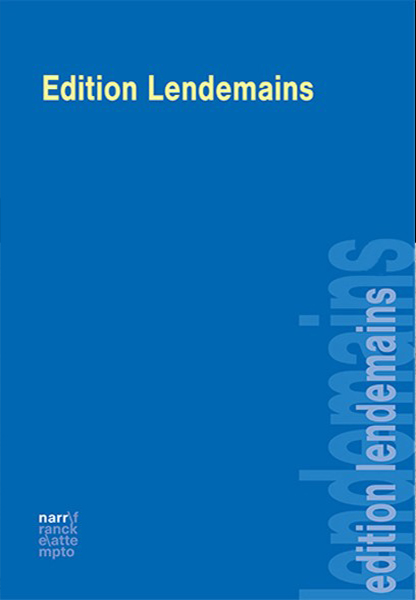 Editions Lendemains