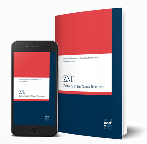 ZNT - Zeitschrift für Neues Testament